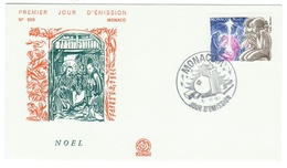 Monaco // FDC // 1981 // Noël 1981 - FDC