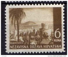 Kroatien (NDH) 1941 Mi 57 ** [120616XVI] - Croatia