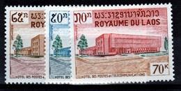 Laos, Post Office, 1967, MNH VF - Laos