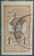 MARTINIQUE 1908 LOCAL MOTIFS - Martinique (1886-1947)