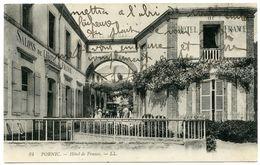 44 : PORNIC - HOTEL DE FRANCE (LL) - Pornic