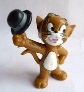 FIGURINE BULLY 1984 TOM & JERRY TON CHAPEAU MELON - Figurines