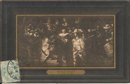 La Ronde De Nuit , REMBRANDT , 1909 - Peintures & Tableaux