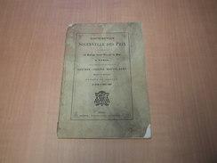 Ieper - Ypres. Distribution Solennelle Des Prix Aux élèves Du Collège Saint-Vincent De Paul 1897 - Libros, Revistas, Cómics