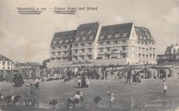 NOORDWIJK A. Zee - Palace Hotel Met Strand, Gel.191?, 12,5 C Marke - Noordwijk (aan Zee)
