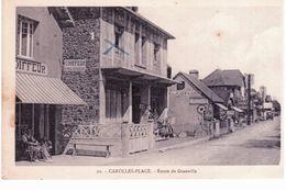 & Carolles Plage - Route De Granville - France