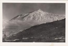 TENERIFE - El Teide, Fotokarte Um 1935 - Tenerife