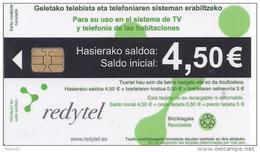 TARJETA HOSPITAL PAIS VASCO (RARA) - Tarjetas Telefónicas