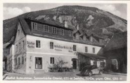 OTTERTAL Gegen Otter (NÖ), Gasthof Rottensteiner Post, Fotokarte 192? - Sonstige