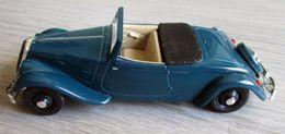 Citroen Traction Cabriolet 22 CV - Norev  1/43 - Norev