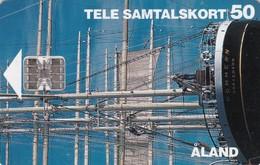 Aland, AX-ALP-0011, Pommern Åland, Ship, Only 6.000, 2 Scans. - Aland