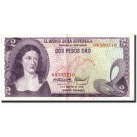 Colombie, 2 Pesos Oro, 1975, 1975-01-01, KM:413a, TTB+ - Colombie