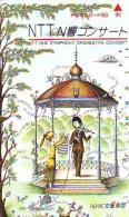 Télécarte Japon * 110-62780 * PEINTURE FRANCE * RAYMOND PEYNET (44)  Japan Painting Phonecard - Peinture