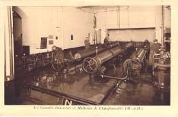 METIERS Industrie - 54 - CHAMPIGNEULLES - Grandes BRASSERIES & MALTERIES ( Salle Des Filtres ) - CPA Usine Entrepris - Industrie