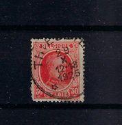 N°199 (ntz) GESTEMPELD *Thieusies* - 1922-1927 Houyoux