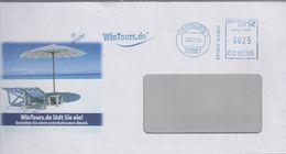 M 912) AFSt Hamburg 2006: WinTours.de;  Reisen Touristik (statt Infopost Steht Einschreiben Auf Dem Stempel Links !!!) - Ferien & Tourismus