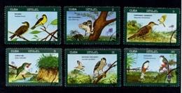 Birds Correos Aves Endemicas. Cuba 1977 - Cuba