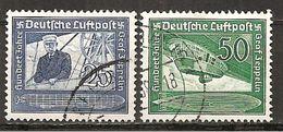DR 1938 // Michel 669/670 O (4414) - Gebraucht