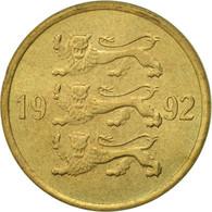 Estonia, 10 Senti, 1992, No Mint, SUP, Aluminum-Bronze, KM:22 - Estonie