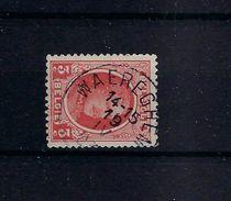 N°193 GESTEMPELD Waereghem SUPERBE - 1922-1927 Houyoux