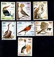 Birds R.P. Du Kampuchea CAPEX '87 - Kampuchea