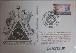 Souvenir Révolution - 1992 - Neuf ** - Blocs & Feuillets