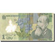 Roumanie, 1 Leu, 2005, 2005-07-01, KM:117b, TTB+ - Rumania