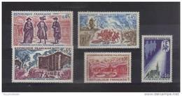 France Timbres Neuf ** De 1971 N°1678  A 1682 - France