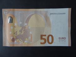 """50 Euro-Banknote Mit Toller Seriennummer """"...226699"""", - EURO"""