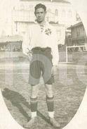 20s ORIGINAL AMATEUR FOTO PHOTO SOCCER JOGADOR FUTEBOL BELENENSES EQUIPA TEAM LISBON PORTUGAL NS47 - Sport