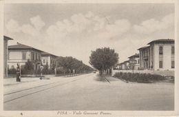 Pisa - Viale Giovanni Pisano - Pisa