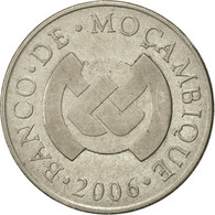 Mozambique, 5 Meticais, 2006, SUP, Nickel Plated Steel, KM:139 - Mozambique