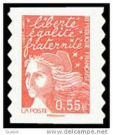 France Autoadhésif N°  234 ** Ou 4296 - Visage De La 5 ème République - Marianne De Luquet - Timbre Autocollant - Autoadesivi