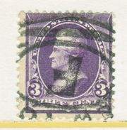US 221  (o) - 1847-99 General Issues
