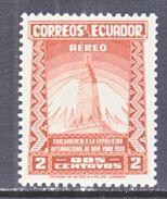 Ecuador C 80  ** - Ecuador