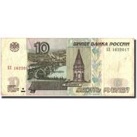 Russie, 10 Rubles, 1997, 1997, KM:268a, TB+ - Russie