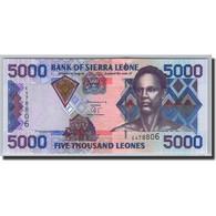 Sierra Leone, 5000 Leones, 2002, 2002-02-01, KM:27A, NEUF - Sierra Leone