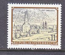 AUSTRIA  1469    **   MONASTERY   ABBEY  1989-92 Issue - 1945-.... 2nd Republic