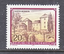 AUSTRIA  1472    **   MONASTERY   ABBEY  1989-92 Issue - 1945-.... 2nd Republic