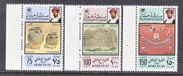 OMAN  181-3  ** HERITAGE - Oman