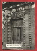 PEZENAS - Hérault - Porte De L'Hôtel Malibran - XVIIIè S  -  CPM - Pezenas