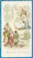 Holycard   Bergers - Devotion Images