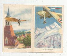 Publicité ,militaria , Engagements Dans Les Forces Aériennes De Terre , 4 Pages , 2 Scans , Aviation , Avions - Advertising