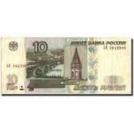 Russie, 10 Rubles, 1997, 1997, KM:268a, TTB - Russie