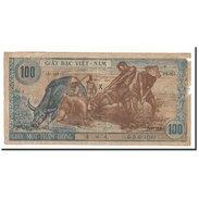 Viet Nam, 100 D<ox>ng, Undated (1947), KM:12a, B+ - Vietnam
