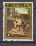 1982-WALLIS ET FUTUNA.P.A N°121** NOEL - Wallis And Futuna