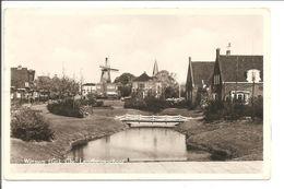 Winsum. Chr. Landbouwschool - Pays-Bas