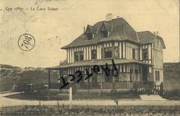 De Haan :  La Coeur Volant  (  Geschreven 1926 Met Zegel & Tax Zegel ) - De Haan