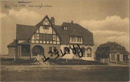 De Haan : Villas Sunrise En Sunbeam   (  Geschreven 1926 Met Zegel ) - De Haan