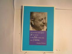 Célébrités - Jacques Prévert - - Writers